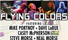 NYC based JOLLY opening up for Flying Colors on September 6th at the Best Buy Theater, Times Square