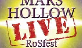 "Prog Rock Band Mars Hollow Shines On New ""Live"" CD Release"