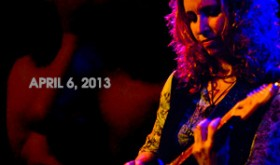 Jane Getter Band w/special guest: Meridian Voice (April 6, 2013)