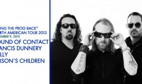 Sound of Contact Postpones North American tour