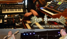 Erik Norlander and The Galactic Collective | The Yellow Box  (April 13, 2014)