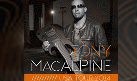 Tony MacAlpine | LoNero [October 15, 2014]