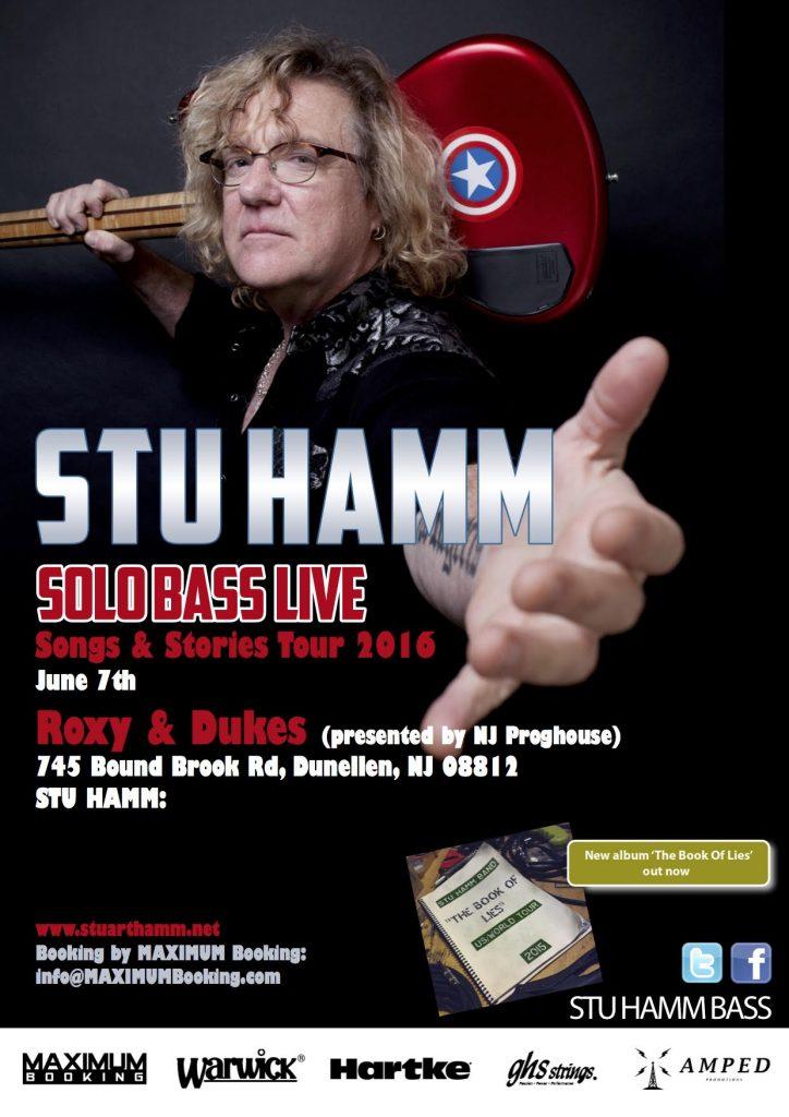 Stu Hamm