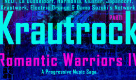 NJP special offer: 20% Off Romantic Warriors 4 – Krautrock Film (Part 1)