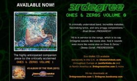 3RDEGREE RELEASES SIXTH STUDIO ALBUM ONES & ZEROS: VOLUME 0 WITH U.S./CANADA TOUR TO IMMEDIATELY FOLLOW